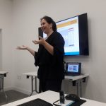 Pesquisadora apresenta ferramenta antiplágio no IV Workshop RCGILex